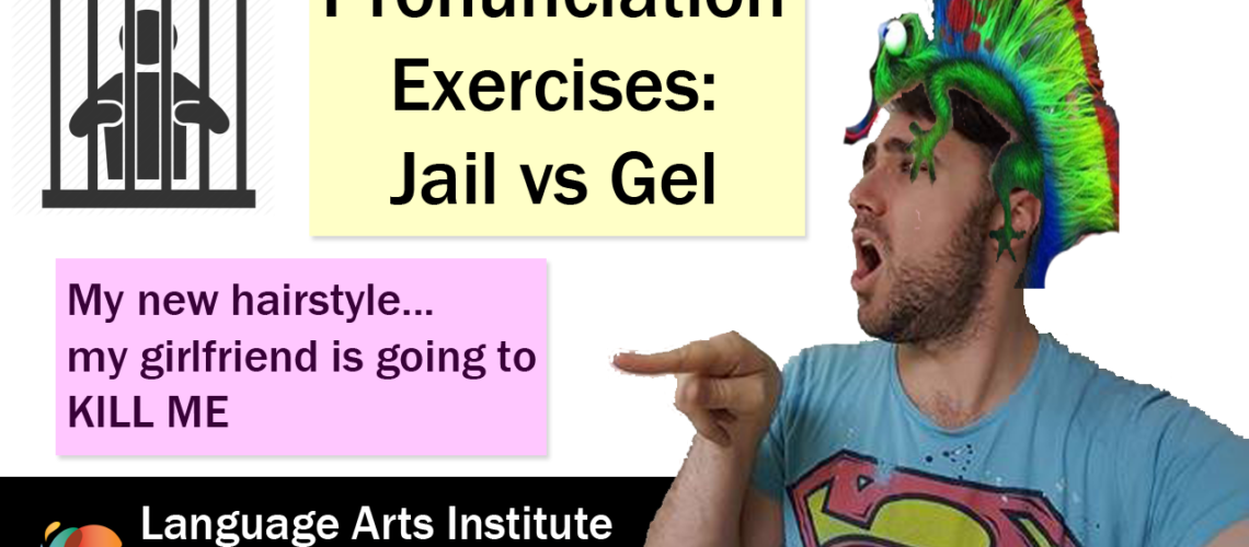 Language Arts Institute | English Pronunciation Exercises